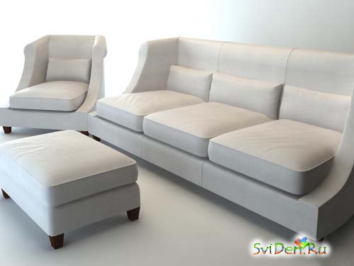 Baker Furniture - 3D Max Models