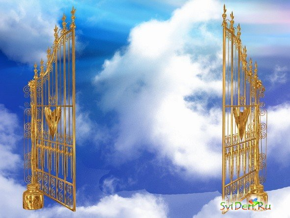 PSD template - Gates to Paradise