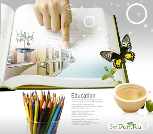 PSD templates - Education (1)