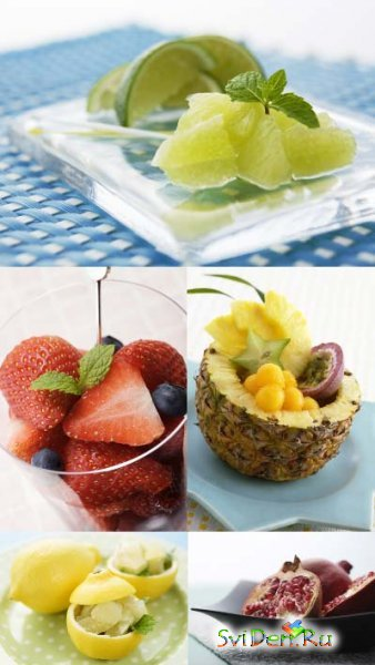 ������ � ��������� Fruit and Desert