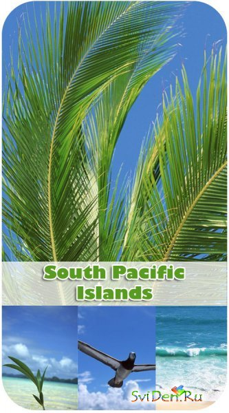 Stock Photos - South Pacific Islands