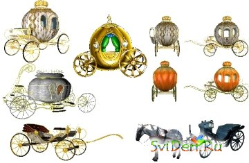 PNG Clipart - Carriages