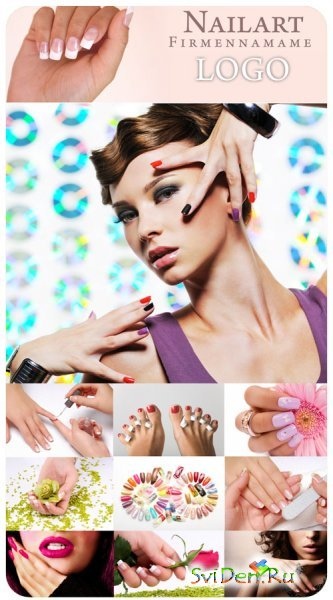 Clipart - Nails