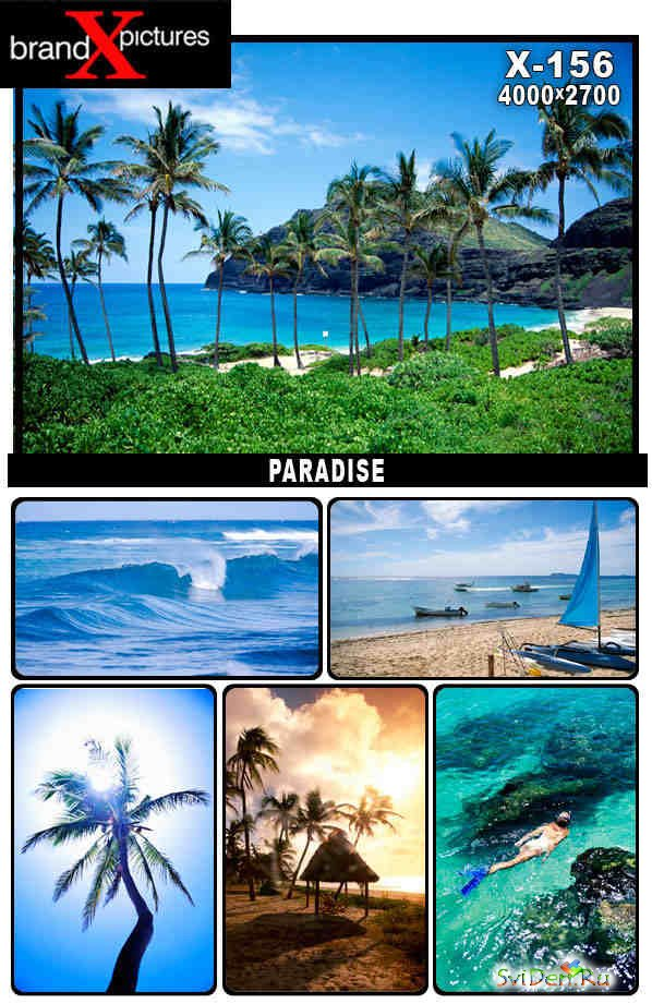Brand X Pictures | X-156 | Paradise