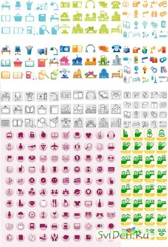 Vector Design Elements and Icons