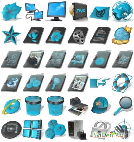 Stranging Icons » Дизайн и графика - скрап ...: sviden.ru/web-designer/icons/873-stranging-icons.html