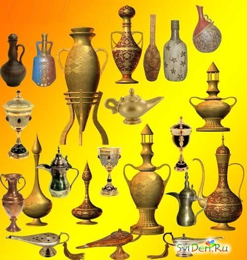 PNG Clipart - Vessels (east jugs, lamps)