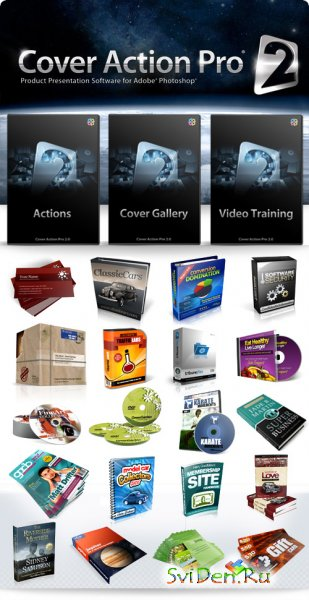 Cover Action Pro 2 - PC/Windows & MacOSX