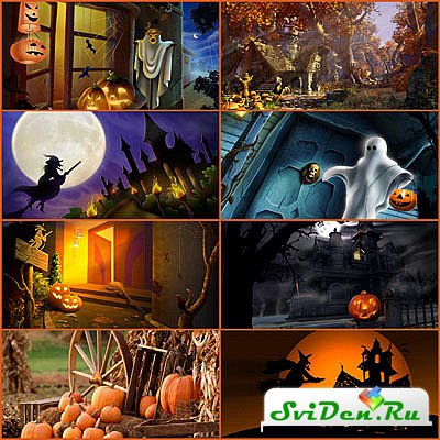Обои - Wallpapers -  HALLOWEEN