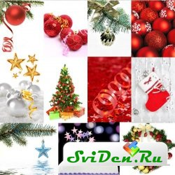 ���������� �������� - Christmas backgrounds