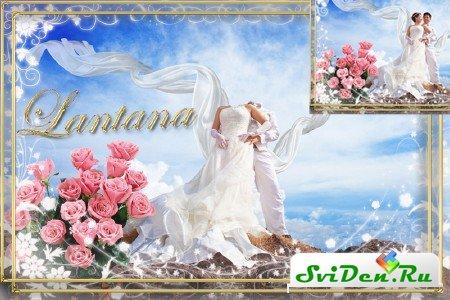 Видео прическа на свадьбу