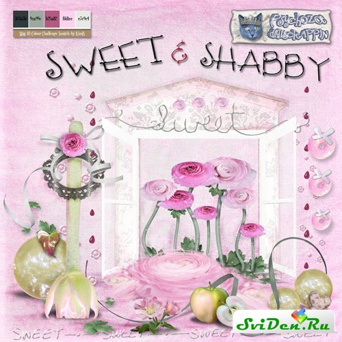 �������� �� �����-������ � Sweet and Shabby