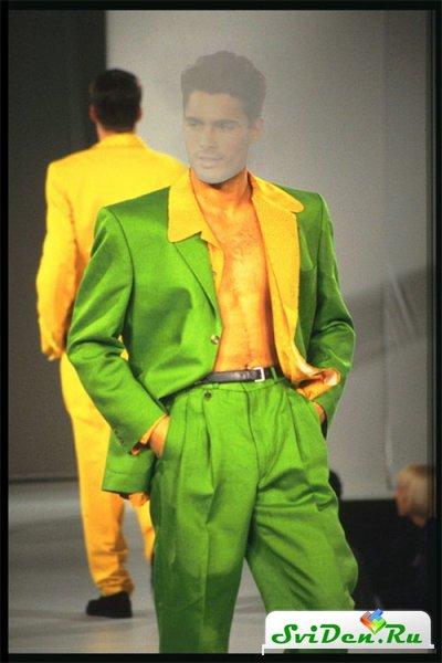 Шаблон для фотошопа мужчина модель