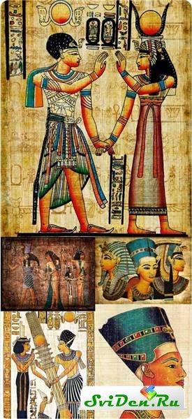 египетские изображения: