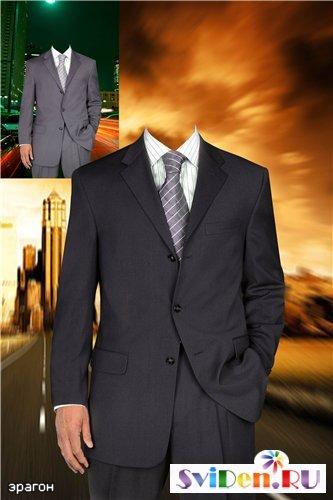 скачать бесплатно костюмы мужские шаблоны для фотошопа - фото 8