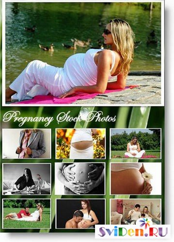 Cliparts » Stock Photos & Images » Pregnancy