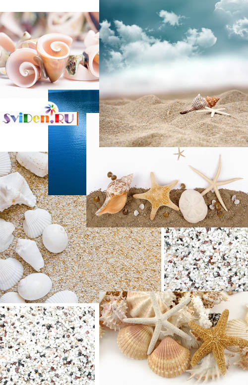клипарт песок: