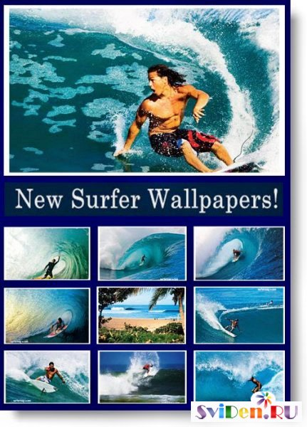 New Surfer Wallpapers