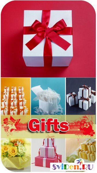 Stock Photos - Gifts