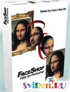 FaceShop for Adobe Photoshop v3.5