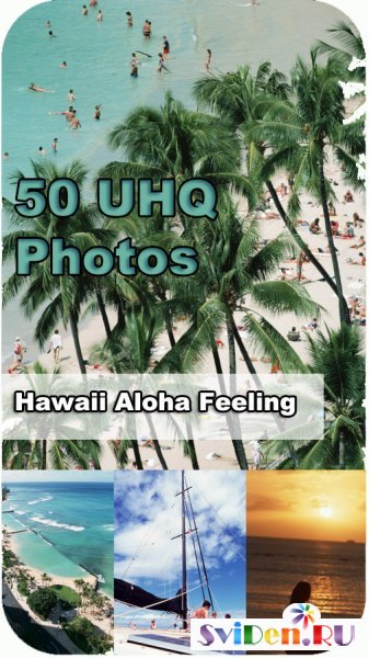 Stock Photos - Hawaii Aloha Feeling
