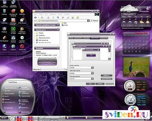 ТЕМЫ 2009 для Windows XP